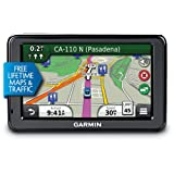 NEW Garmin Nuvi 2455LMT 4.3 Portable W/ Lifetime Maps + Traffic 010-01001-29
