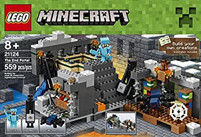 LEGO Minecraft The End Portal 21124 from LEGO