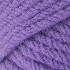 Red Heart Yarn With Love 1538 Lilac