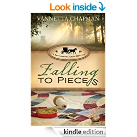 Falling to Pieces: A Quilt Shop Murder (A Shipshewana Amish Mystery)