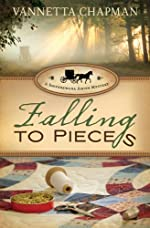 Falling to Pieces: A Quilt Shop Murder (Shipshewana Amish Mystery, A)