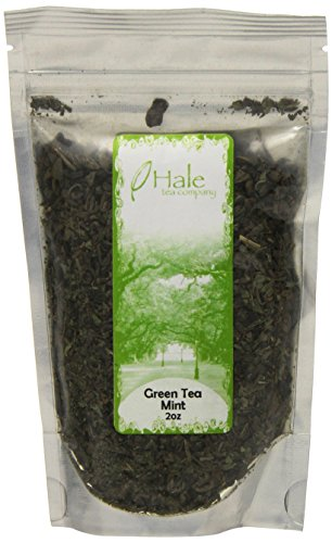 Hale Tea Green Tea, Mint, 2-Ounce