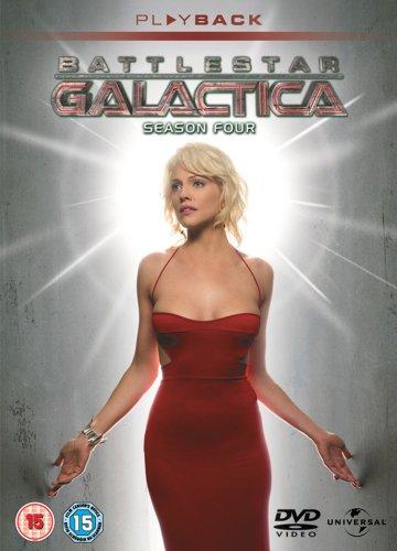 Battlestar Galactica: Season 4 [DVD]