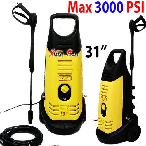 3000Psi 2000W High Pressure Washer X1027