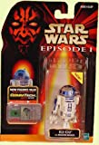 R2 D2 action figure (Star Wars) episode 1 the Phantom menace