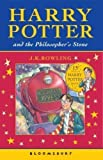 img - for Harry Potter and the Philosopher's Stone 1st (first) Edition by J.K. Rowling published by Bloomsbury (2001) Paperback book / textbook / text book