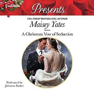 A Christmas Vow of Seduction Audiobook
