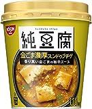 日清食品 純豆腐 金ごま濃厚スンドゥブチゲスープ 22g×6個