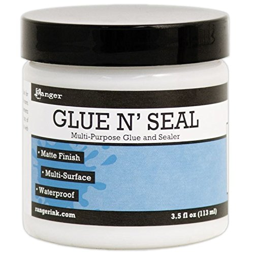 Ranger Glue N' Seal, 3.5-Ounce, Matte (Seal N Save compare prices)