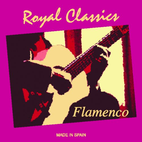 Royal Classics FL60 Flamenco Nylon guitar Strings,