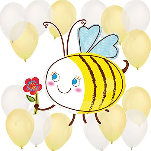 Bumble Bee Balloon Kit - 1