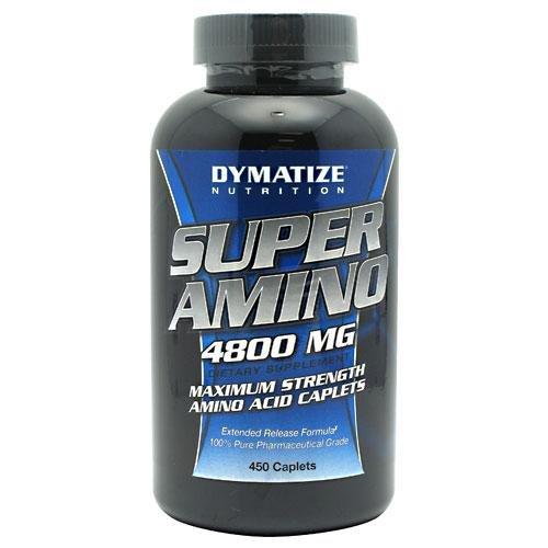 Dymatize Nutrition Super Amino, 4800 mg, 450-Count