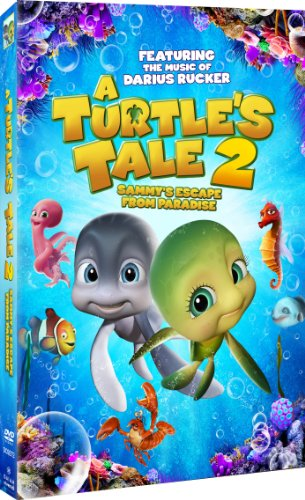 DVD : A Turtle's Tale 2: Sammy's Escape From Paradise (Widescreen)