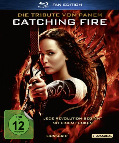 Die Tribute von Panem - Catching Fire - Fan Edition [Blu-ray]