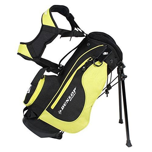 dunlop-stand-bag-3-to-5-years-clubs-carry-storage-golf-equipment-accessories