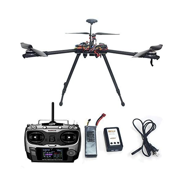 Generic-Assembled-Full-RFT-Kit-HMF-Y600-Tricopter-3-Axle-Drone-Copter-with-APM28-GPS-No-Gimbal