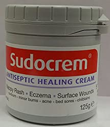 Sudocrem Antiseptic Healing Cream, 125g
