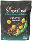 Walkers Sensations Chinese Szechuan Pepper Nuts 155 g (pack of 8)