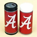 University of Alabama Iodized Salt & Pepper