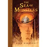The Sea of Monsters (Percy Jackson and the Olympians, Book 2) ~ Rick Riordan