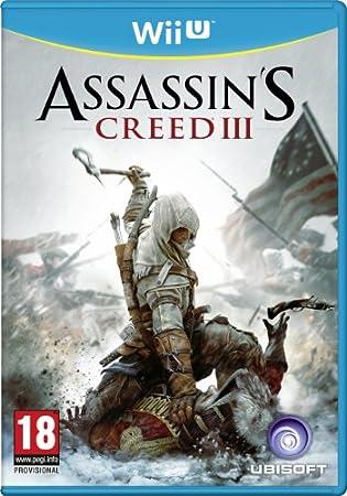 Assassin's Creed III (Wii U)