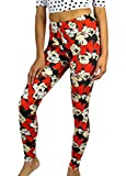 Disney Womens Minnie Mouse Leggings Large