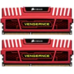 Corsair Vengeance Red 16GB (2x8GB)  D...