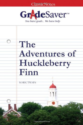 What is a good thesis statement for an essay on The Adventures of Huckleberry Finn?