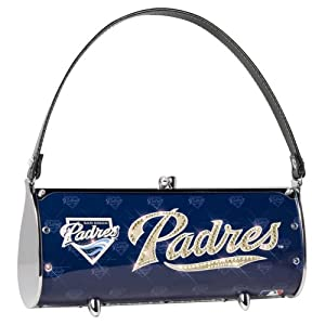 San Diego Padres FenderFlair Purse by Pro-FAN-ity Littlearth