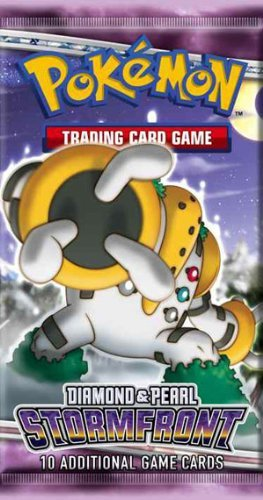 Pokemon Stormfront (DP7) Booster Pack