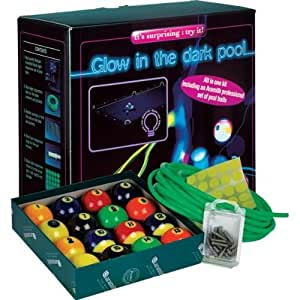 Buy Aramith Glow In The Dark Pool Table Kit Online At Low Prices In India