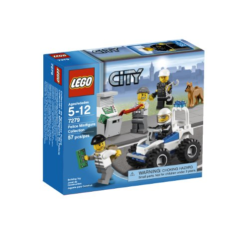 LEGO-Police-Minifigure-Collection-7279