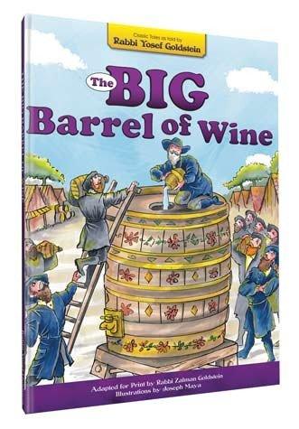 The Big Barrel of Wine