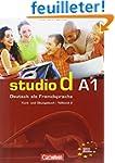 Studio D Kurs-Und Ubungsbuch MIT CD -...