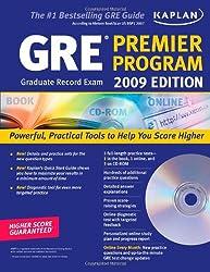 Kaplan GRE Exam 2009 Premier Program by Kaplan