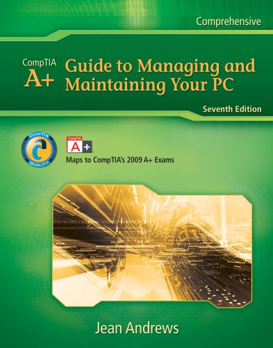 Bundle: A+ Guide to Managing & Maintaining Your PC,...
