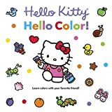 Hello Kitty, Hello Color! Board Book