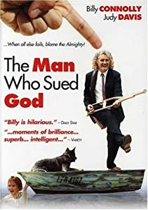 "Cover of ""The Man Who Sued God"""