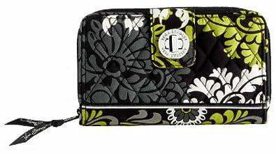 Vera Bradley Turn Lock Wallet (Baroque)