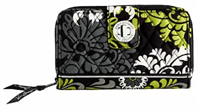 Vera Bradley Turn Lock Wallet (Baroque)