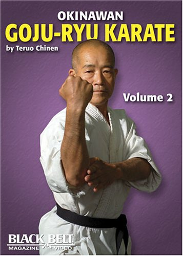 Okinawan Goju Ryu by Teru Chinen Volume 2