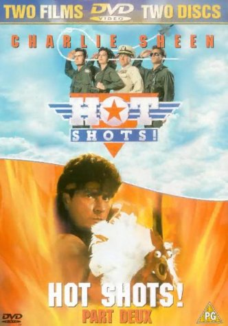 Hot Shots & Hot Shots Part Deux! [DVD] [1993]