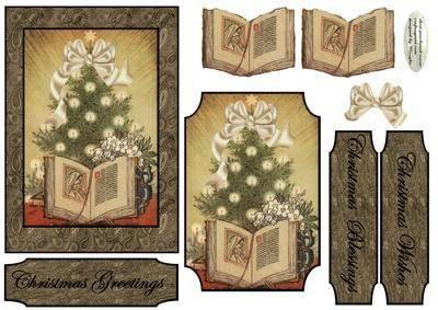 Weihnachtsband, Bibel von Marijke Kok