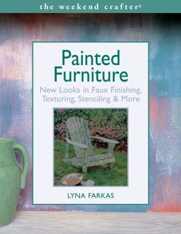 the-weekend-crafter-painted-furniture-new-looks-in-faux-finishing-texturing-stenciling-more