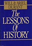 The Lessons of History (1567310249) by Will Durant