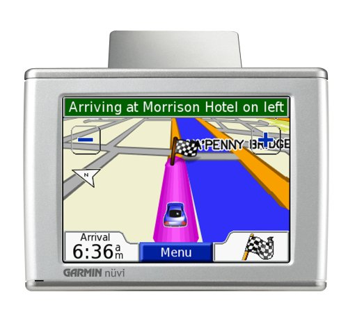 Garmin Nuvi 370T Satellite Navigation System