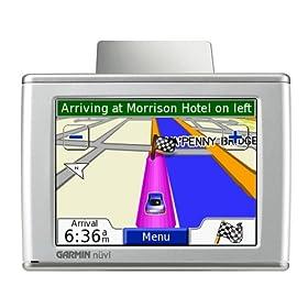 Garmin n�vi 370 3.5-Inch Bluetooth Portable GPS Navigator