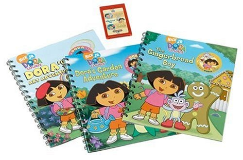 Story Reader Dora the Explorer 3 Book Pack - 1