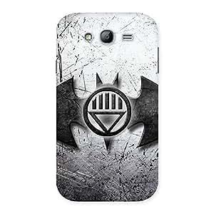 Impressive Black Knight Shade Back Case Cover for Galaxy Grand Neo