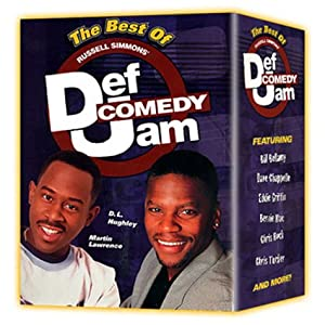Best of Russell Simmons' Def Comedy Jam [6 Discs]